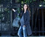 Jean femme enceinte
