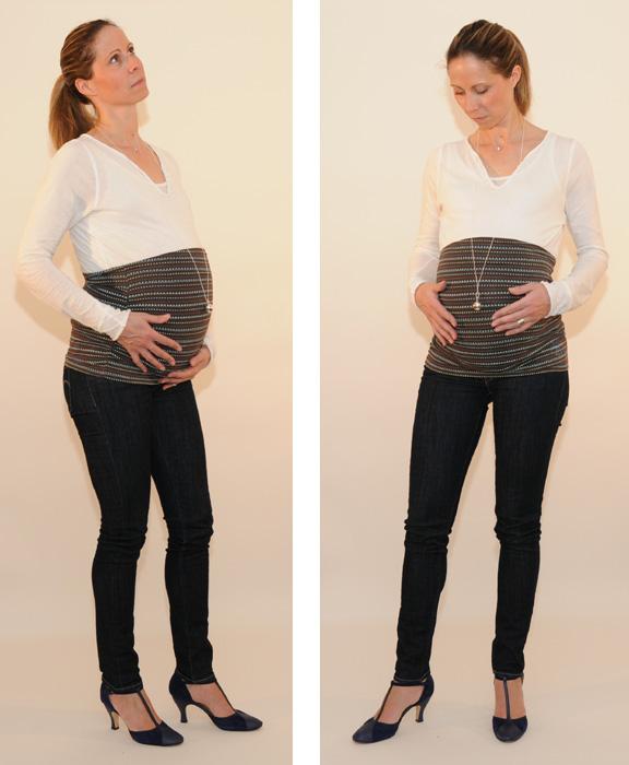 bandeau femme enceinte. Black Bedroom Furniture Sets. Home Design Ideas