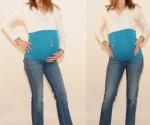 Bandeau femme enceinte Froncé