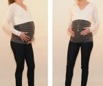 Bandeau femme enceinte Froncé Point