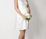 robe mariee femme enceinte