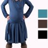 Robe de grossesse et d'allaitement pour future maman tendance !