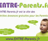 Entre parents – Site de petites annonces