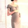 Robe de grossesse tendance pour l'été