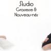 Studio photo Ephémère pour les futures mamans au Poussette Café
