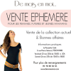 Vente collection de vêtements de grossesse à Paris