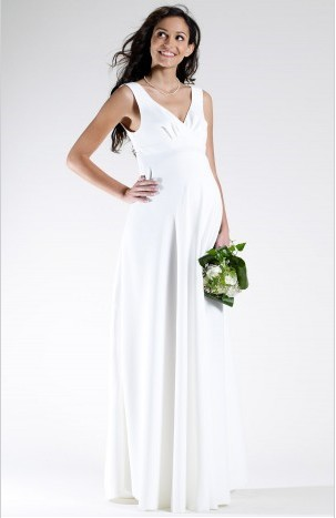 Robe mariage grossesse
