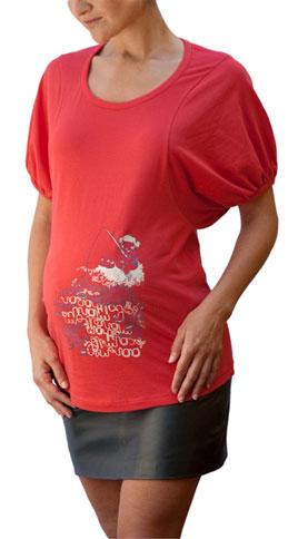 soldes tee shirt femme enceinte