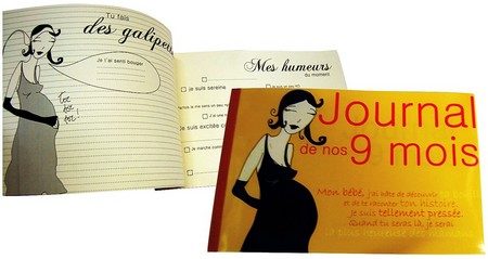 journal maternité femme enceinte