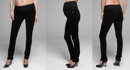 pantalon de grossesse noir slim. Black Bedroom Furniture Sets. Home Design Ideas