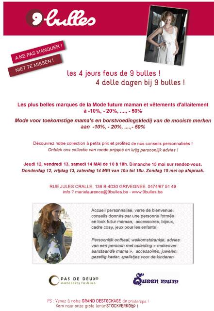 soldes vetements de grossesse belgique