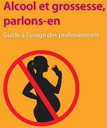 danger alcool enceinte