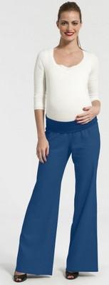 pantalon de grossesse pomkin bleu