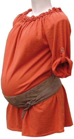 ceinture de grossesse en cuir pour les femmes enceintes. Black Bedroom Furniture Sets. Home Design Ideas
