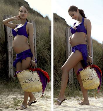 conseils maillot de bain femme enceinte