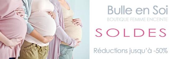 soldes vêtements femme enceinte