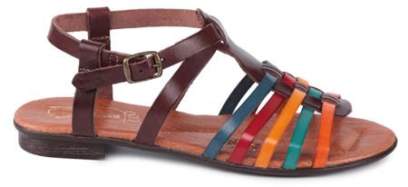 sandale de grossesse